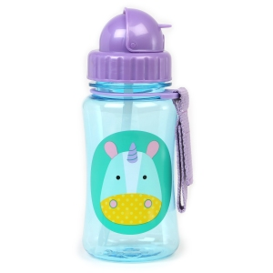 Zoo Straw Bottles